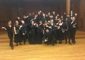 An Amazing Choir!