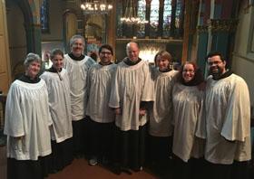 St. Michael's Church Soloist Octet
