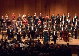 Bill's piece premiere at Lincoln Center